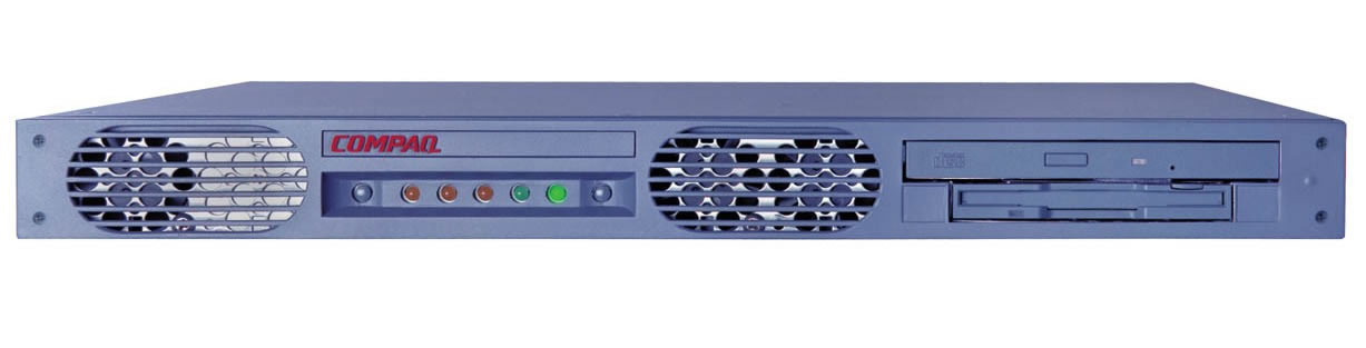 HP AlphaServer DS10L @ MITLimited.com
