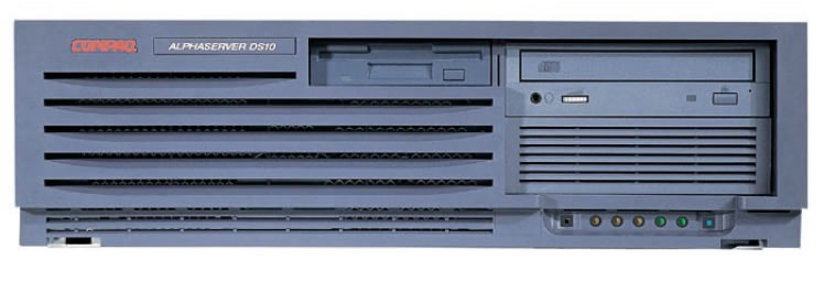 HP / Compaq AlphaServer DS10 Server