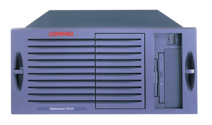 AlphaServer DS20E @ MIT Limited