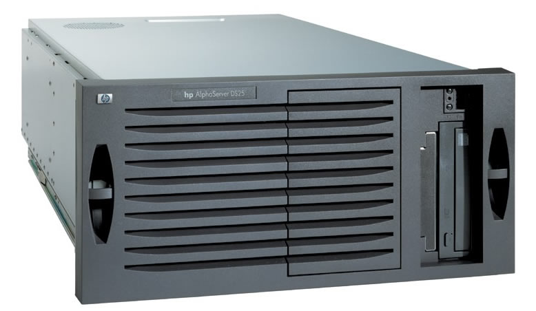 AlphaServer DS25 @ MIT limited