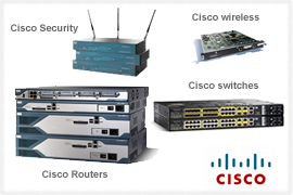 Click here for more Cisco Products