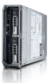 Dell PowerEdge M520 Blade Servers