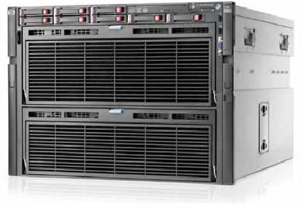 HP ProLiant DL980 servers