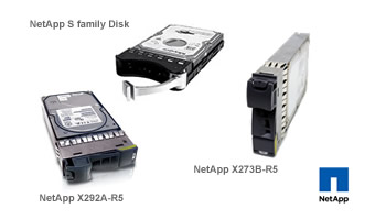 Click here for more NetApp Disk Drives