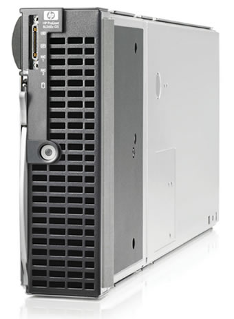 HP ProLiant BL260c Blade Servers