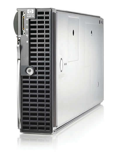 HP ProLiant BL280c Blade Servers