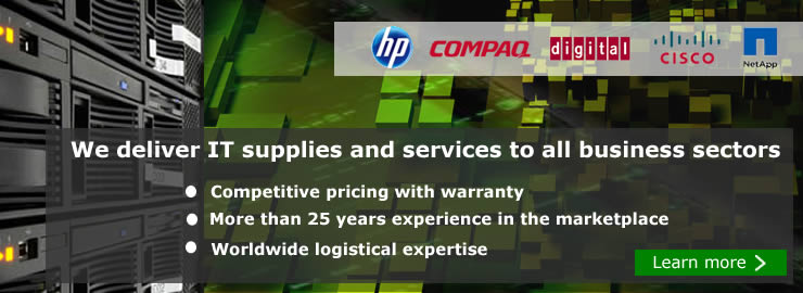 We deliver IT supplies and services to all business sector